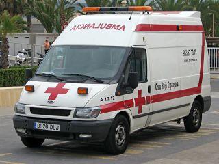 Ambulancia de Garafía