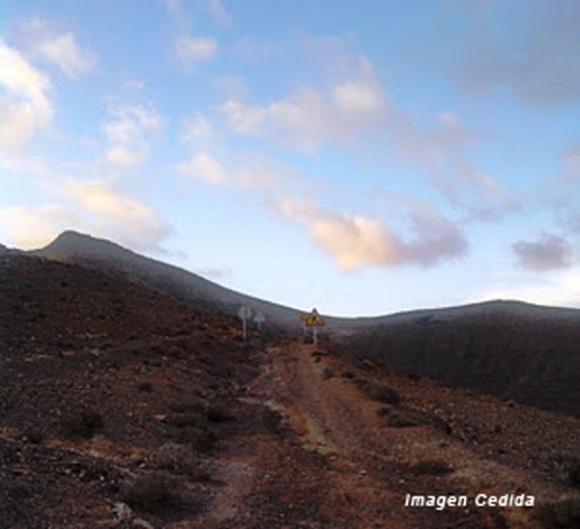 Montaña La Muda (imagen de http://lookfuerteventura.com)
