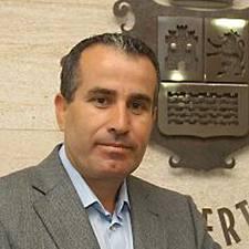 Mario Cabrera, presidente del Cabildo de Fuerteventura