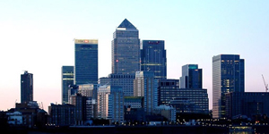 Canary Wharf, Londres