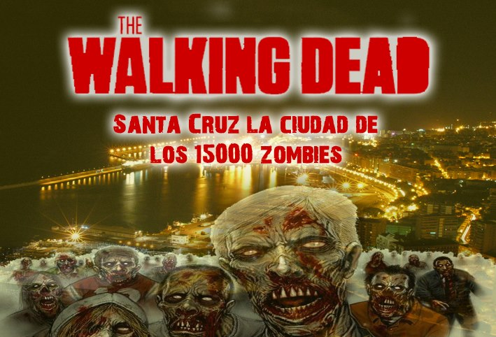 walking dead santa cruz